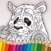 Antistress Games For Adults – Free Colorish Pages MOD APK 3.0