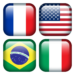 Flags of All Countries of the World: Guess-Quiz MOD APK 1.8