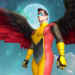 Flying Future Hero Game: Superhero Future Fighter MOD APK 1.4