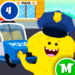My Monster Town – Police Station Games for Kids MOD APK 1.3