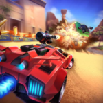 Overload Twisted Action: PvP Cars Racing Shooter MOD APK 2.1.0