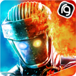 Real Steel Boxing Champions MOD APK 2.5.189