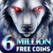 Slots Wolf Magic™ FREE Slot Machine Casino Games MOD APK 1.41.5