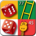 Snakes and Ladders Free MOD APK 27.1