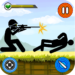 Stickman vs Stickmen Games : Shotgun Shooting MOD APK 1.9
