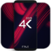 4K AMOLED Wallpapers – Live Wallpapers Changer MOD APK 1.4.4