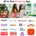 All in One Shopping App – Best Online Shopping App MOD APK 9.6