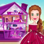 Baby doll house decoration game MOD APK 1.1.5
