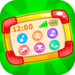 Babyphone & tablet – baby learning games, drawing MOD APK 1.9.4