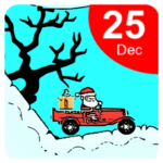 Christmas Santa Car Gift Delivery Racing Game MOD APK 0.2
