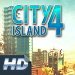 City Island 4- Simulation Town: Expand the Skyline MOD APK 2.3.2