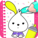 Coloring games for kids – Learn & painting games APK MOD 1.43