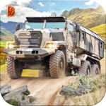 Drive Army Check Post Truck- Army Games MOD APK 2.0.01