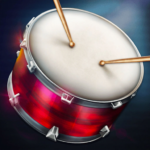 Drums: real drum set music games to play and learn MOD APK 2.29.01
