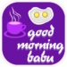 Good morning Stickers MOD APK 1.2
