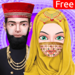 Hijab Boy & Girl Wedding: Arrange Marriage Rituals MOD APK 2.0.22 for Android