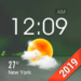 Home screen clock and weather,world weather radar MOD APK 16.6.0.47720