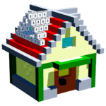 House 3D Color by Number – Voxel Paint, Coloring MOD APK 4.3