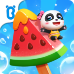 Little Panda's Summer: Ice Cream Bars APK MOD 8.45.00.03