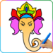 Lord Ganesha Paint, Ganesha Coloring Pictures MOD APK 6.0