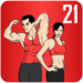Lose Weight In 21 Days – Home Fitness Workout MOD APK 2.0.0.8