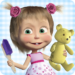 Masha and the Bear: House Cleaning Games for Girls MOD APK 1.9.18
