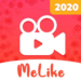 MeLike : Particle.ly Video Status, Spectrum Effect MOD APK 1.12
