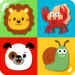 Memory Kids – Memotest with animals, find pairs. MOD APK 1.2.2