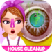 Messy House Cleanup Girls Home Cleaning Activities MOD APK 6.0.0