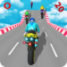 Motorcycle Stunts Game:Sky Runner Bike Stunts MOD APK 1.3.5
