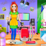 My Family Mansion Cleaning: Messy House Cleanup MOD APK 1.0.5