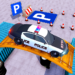 Police Car Parking Super Drive Car Driving Games MOD APK 1.2