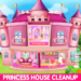 Princess House Cleanup For Girls: Keep Home Clean MOD APK 21.0.0