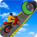 Racing Moto Bike Stunt : Impossible Track Game MOD APK 1.15