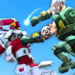 Real Street Fighting Robot Ring Fighting Pro Games MOD APK 1.1