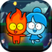 Red boy and Blue girl – Forest Temple Maze MOD APK 1.8
