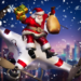 Santa Claus Drone Robot Driving : Christmas Game MOD APK Varies with device