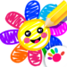 Toddler Drawing Academy🎓 Coloring Games for Kids MOD APK 1.0.7.13