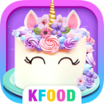 Unicorn Chef: Cooking Games for Girls MOD APK 6.3