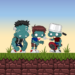 Zombie Gang: Escape from Earth MOD APK 2.0.1