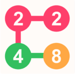2 For 2: Connect the Numbers Puzzle MOD APK 2.2.1