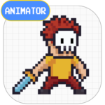 3D Pixel Animation Maker – MP4 Video And GIF MOD APK 1.0.1