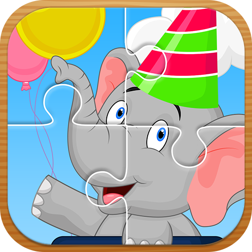 54 Animal Jigsaw Puzzles for Kids 🦀 MOD APK 1.1.5