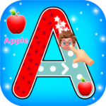 ABC Tracing Alphabets And Numbers MOD APK 1.1.3