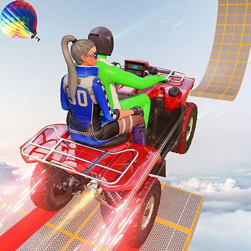 ATV Quad Bike Simulator 2020: Ramp stunts Game MOD APK 2.0.6