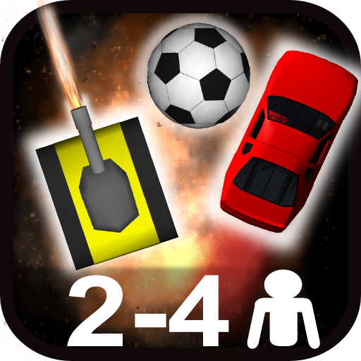 Action for 2-4 Players MOD APK 2.0.5
