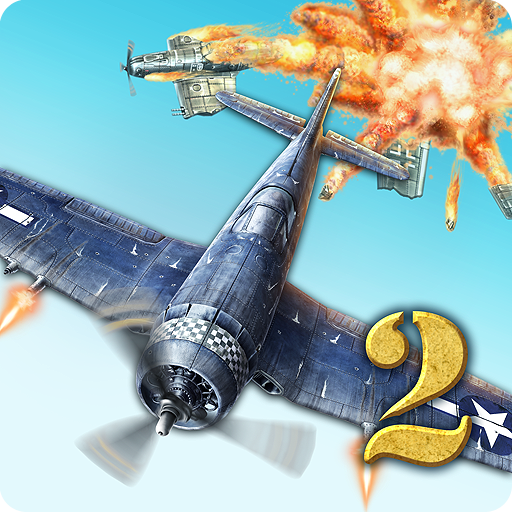 AirAttack 2 – WW2 Airplanes Shooter MOD APK 1.4.2