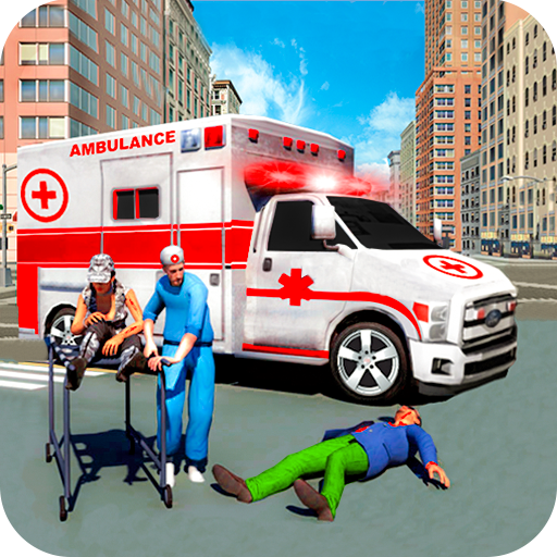 Ambulance Rescue Games MOD APK 1.5