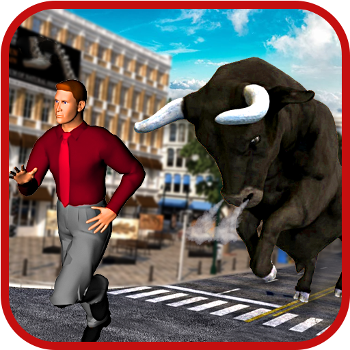 Angry Bull Attack: Bull Fight Shooting MOD APK 2.0