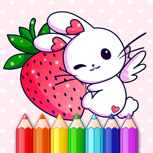 Animated Kids Coloring Book MOD APK 13.4.6